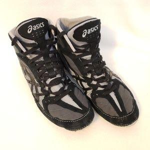 Asics Mens Cael V5.0 Wrestling Shoes J202Y